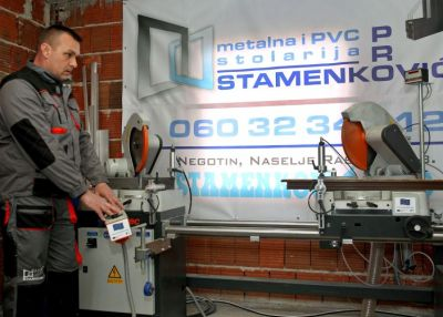 Dobra mašina preduslov za kvalitetnu ALU i PVC stolariju